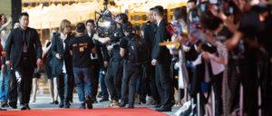 冻颜男神Yoshiki惊喜现身上海,亮相中日聚合时代全球发布会