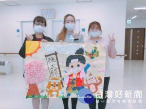 弘光老福系学生赴日长照机构实习用心设计复健活动获赞赏