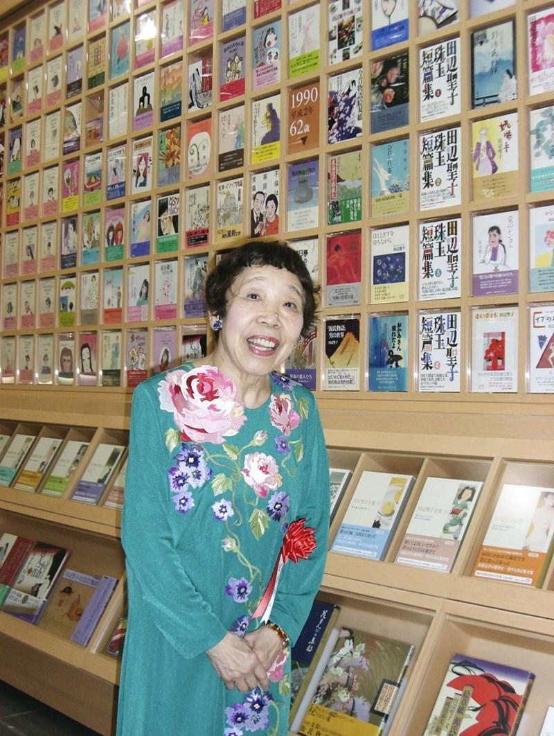 日作家田边圣子胆管炎病逝享耆寿91岁