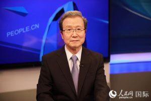 程永华:中国外交舞台越宽广 外交官责任越重大