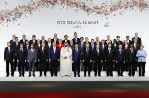 快讯:G20宣言称愿采取进一步行动应对经济风险