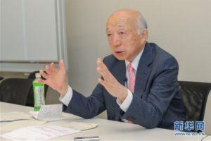 """日本""""继承和发展村山谈话会""""理事长:美国乱舞关税大棒是对世界不负责任"""