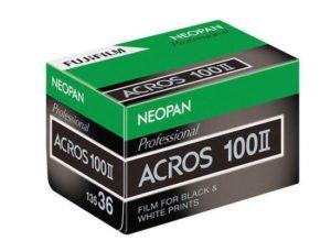 日本富士胶片宣布今秋将恢复黑白胶卷的销售