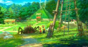 吉卜力公园预定2022年开园 宫崎骏参与制作公园logo