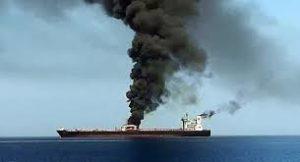 美国指责伊朗参与日本油轮袭击事件,日本政府:拿出证据