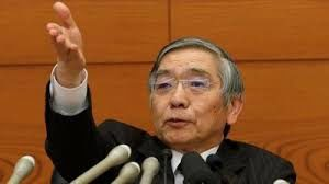 快讯:日央行行长称全球经济无陷入萧条之虞