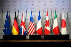 G7确认将合作加强对IT巨头的监管