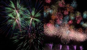 秋田县大仙市第93回全国花火竞技大会「大曲の花火」