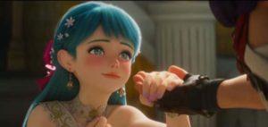 3D动画电影《勇者斗恶龙》8月上映!全新剧照公布