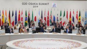 快讯:G20首脑宣言写明努力实现自由贸易