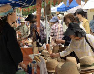 日本三岛町会津工人祭台湾社区工艺首次参加