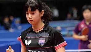 日乒赛女单爆冷门 朱雨玲1:4不敌日本小将被淘汰