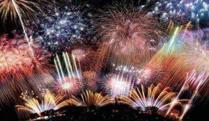 【茨城县】第88回土浦全国花火竞技大会