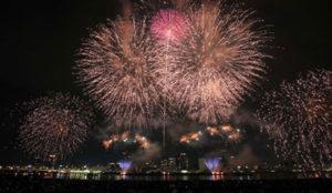 【大阪府】第31回なにわ淀川花火大会