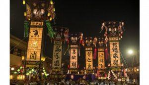 【石川】石崎奉灯祭