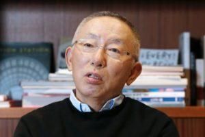 中国经济前景光明——访优衣库创始人、日本迅销集团董事长、总裁兼CEO柳井正