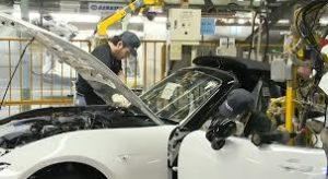 日本4月汽车生产:丰田本田增长 日产大幅下降