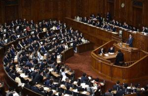 """日本""""令和""""时代第一场国会选举 各政党忙备战"""