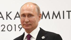 快讯:普京称日俄首脑磋商和平条约问题