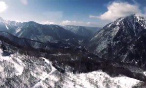 海外山旅/搭乘新穗高缆饱览日本的美丽冰雪世界