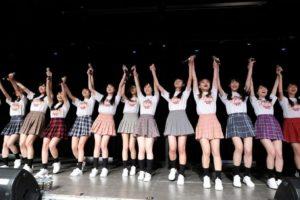 台版AKB48「脱了」 惊艳众人!