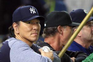 MLB/松井秀喜为八村垒加油也担心棒球人才危机