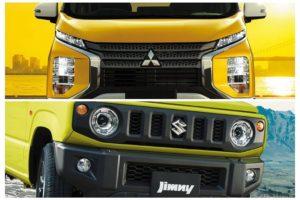 Suzuki Jimny对手再现!三菱Pajero Mini据传即将复活