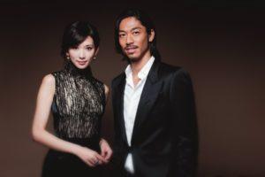林志玲、AKIRA婚后3日首发声齐发蜜月甜蜜文