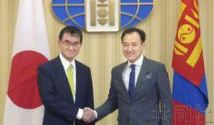 日本外相为实现日朝会谈向蒙古国寻求协助