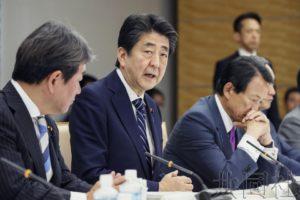 日本政府敲定经济财政运营基本方针 写明10月增税