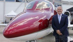 本田飞机高层称瞄准中国巨大市场