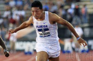 详讯:萨尼布朗百米跑出9秒97 刷新日本纪录