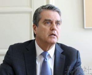 详讯:WTO总干事称应抓紧进行争端解决机制改革