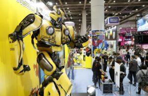 东京玩具展开幕 着眼新年号推出经典升级款
