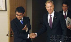 日本外相与印度新外长通电话 呼吁共同合作