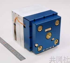 东大团队开发出超小型卫星用喷水发动机