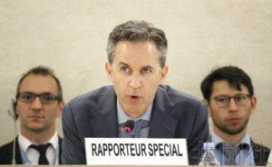 联合国特别报告员称日本报道自由堪忧