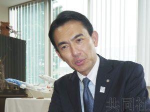 日本越洋航空公司计划开通国际定期航班