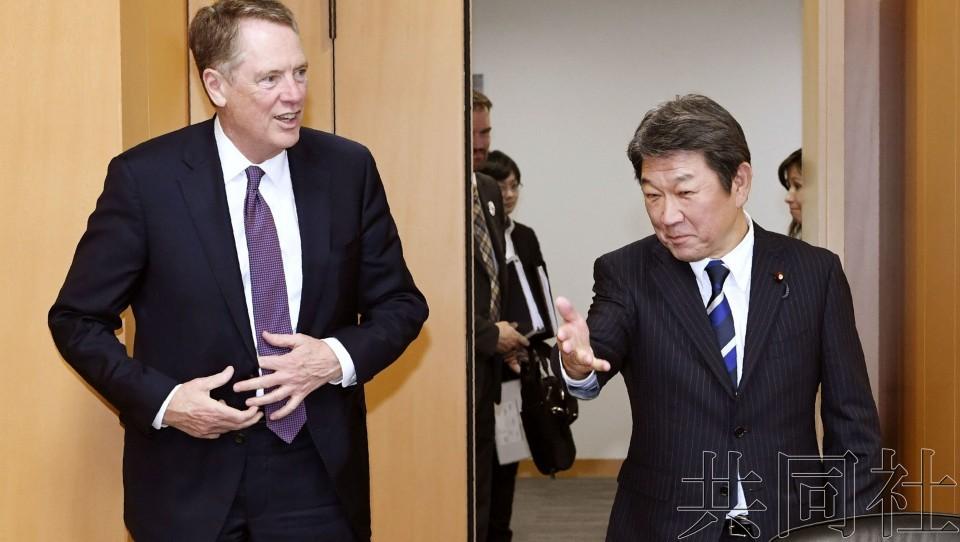 日美将于13日在华盛顿举行贸易谈判部长级磋商