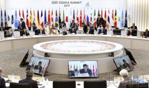 详讯:G20峰会闭幕 首脑宣言称自由公平贸易很重要