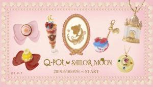 美战迷注意!「Q-pot CAFE.×美少女战士」6/30起推出期间限定联名咖啡馆及超萌限量商品