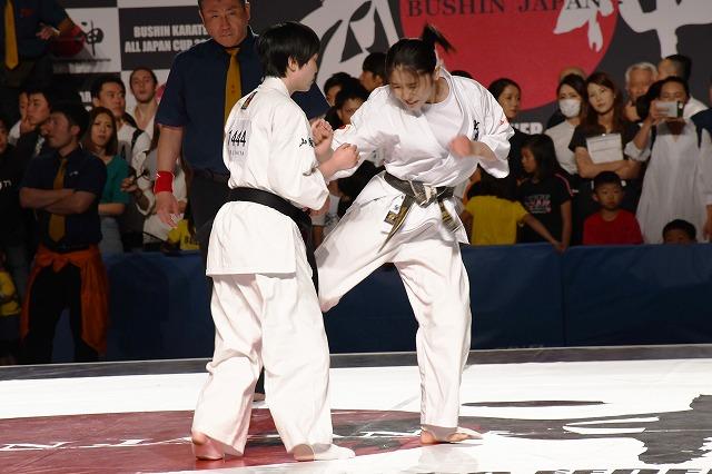 的確な正拳突き炸裂!「選手ファースト」の武神「KARATE ALL JAPAN CUP 2019」【連載:アキラの着目】