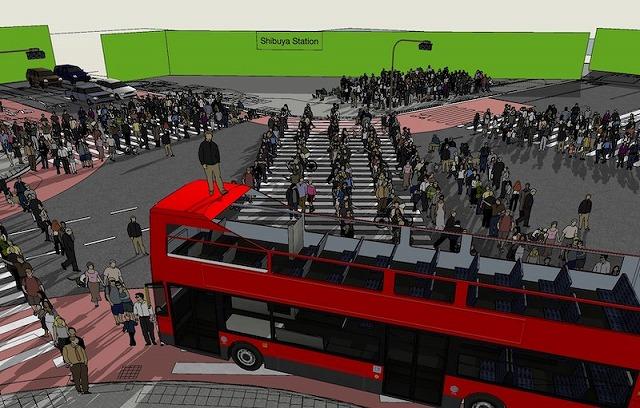渋谷スクランブル交差点オープンセット 映像のまち あしかがHPから引用