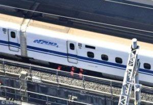 日本新干线持刀行凶事件一周年 列车安全保障加强