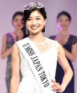 2019日本小姐东京赛区决赛落幕 女演员土屋太凤姐姐夺冠