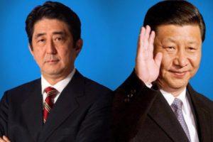 安倍与习近平主席拟27日举行首脑会谈