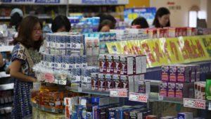 【日本药妆】日本人口下降、市场饱和东南亚市场成救星?