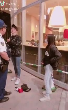 日本抖音流行警员面前跳舞挑衅原因竟是…