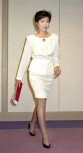 东京都知事小池百合子8月下旬将访问北京