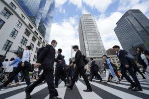 日本政府经济形势评估认为生产部分止跌